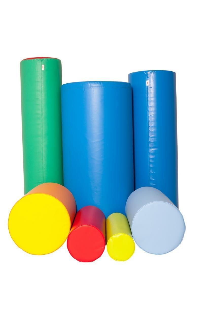 Design Bank Oranje.Buy Cylinder 50 X 100 Cm Nenko