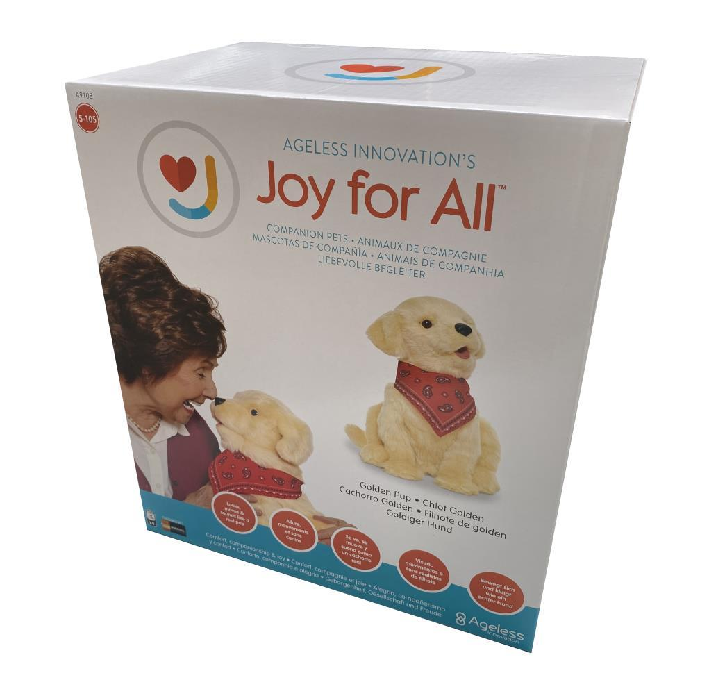 Joy for All Companion Pup - Golden