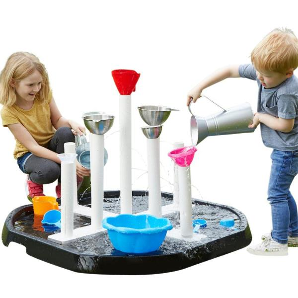 Activity Table - Water Discovery Tubes