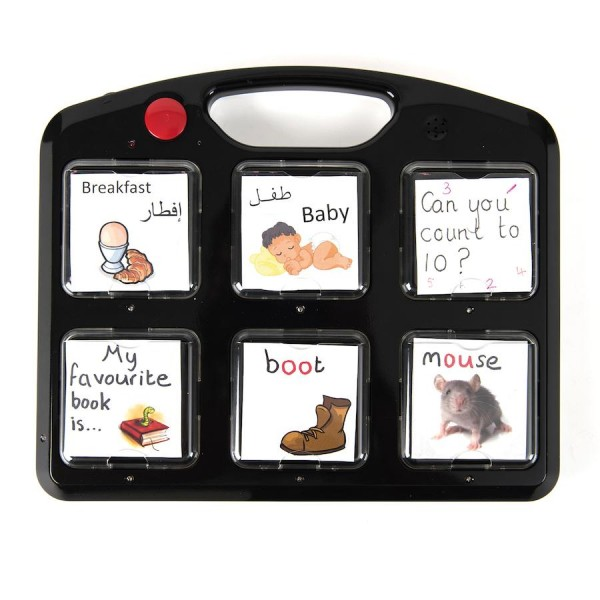 Recordable Talking Briefcase