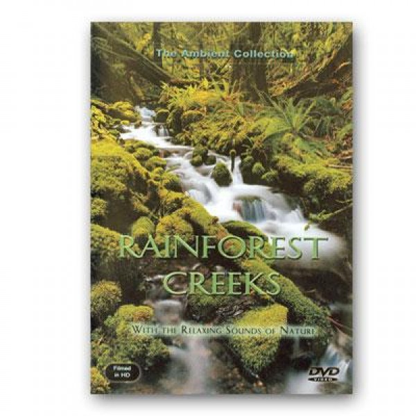 DVD Rainforest Creeks
