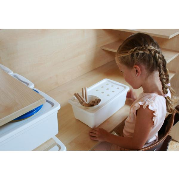 One task box - Insert sticks