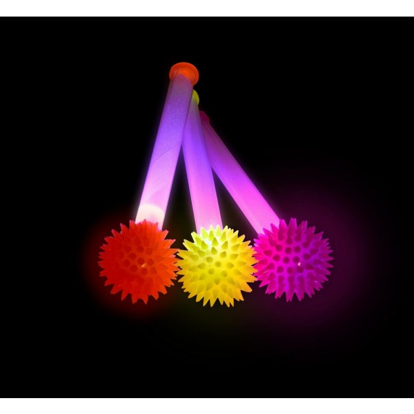 Hedgehog Ball Light Stick