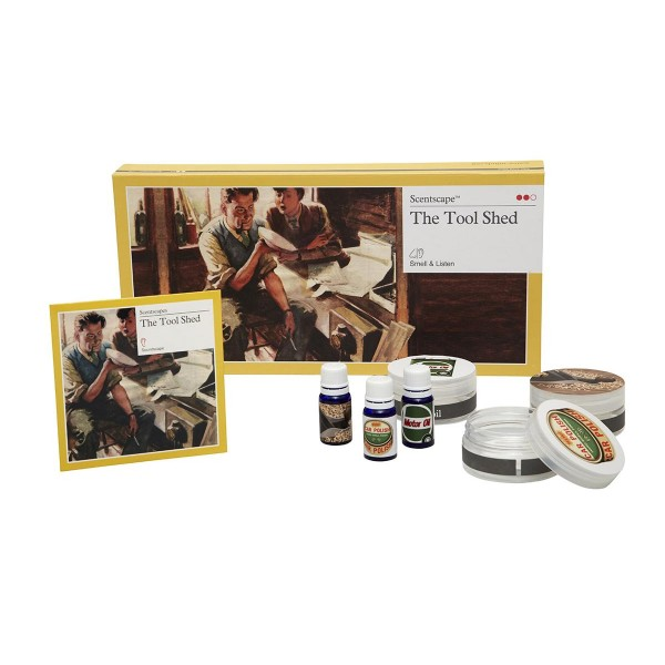 Fragrance box - The Tool Shed