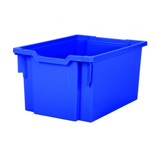 Gratnells container F25 - blue (hear)