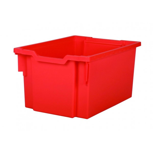 Gratnells container F25 - red (feel)