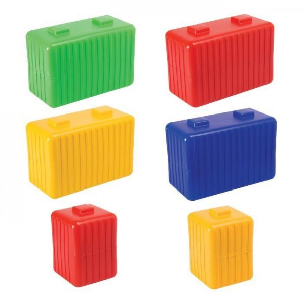 Big Construction blocks - set of 40