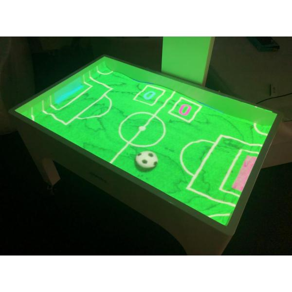 Interactive Sand & Table projection