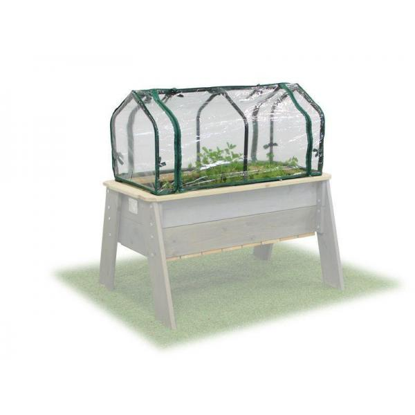 Greenhouse canopy