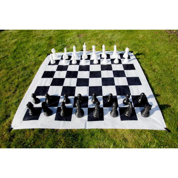 Super outdoor Chess game