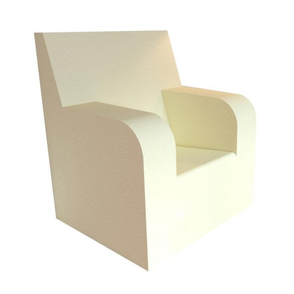 Nenko high back chair - PVC