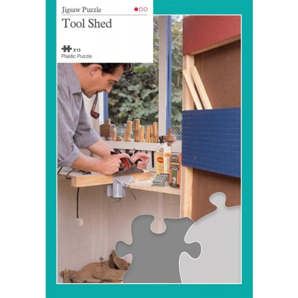 Puzzle - Tool Shed