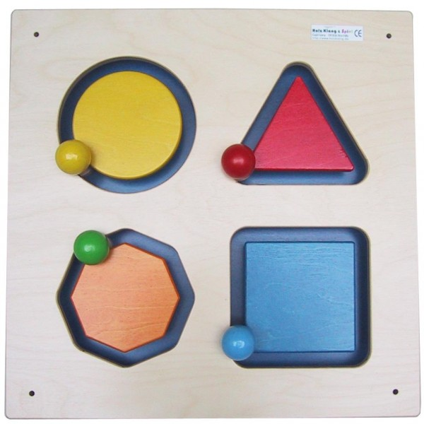 Wall board pen - Geometric shapes