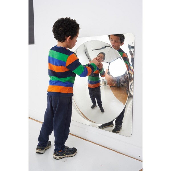 Giant Dome Acrylic Mirror 78cm