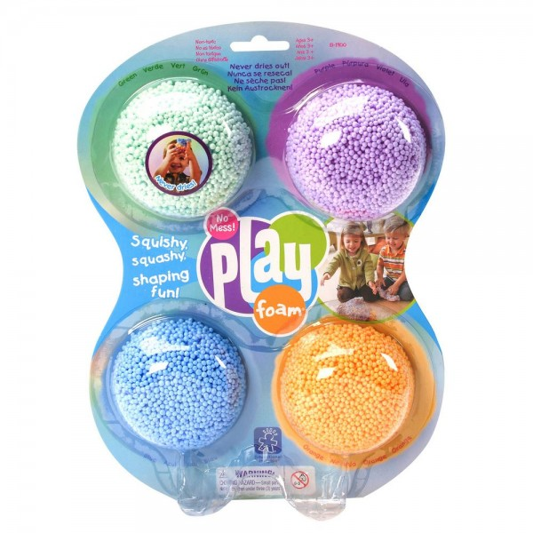 Play Foam - set of 4
