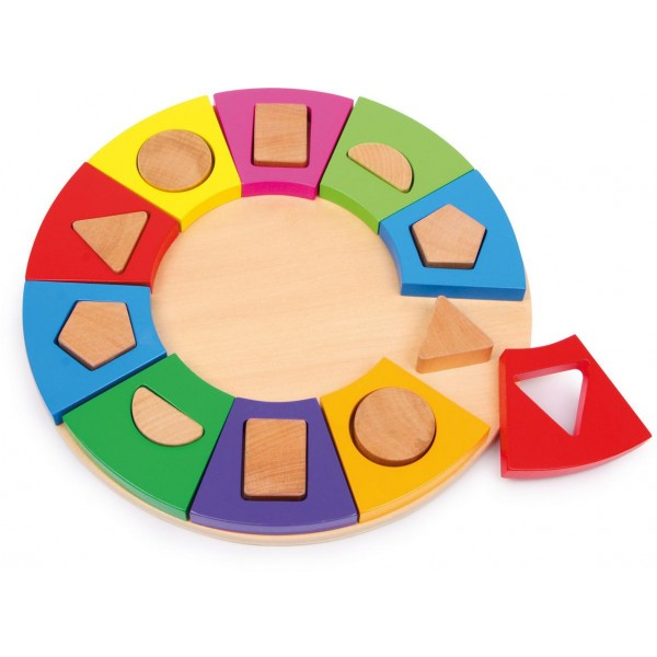 Shape sorting Circle