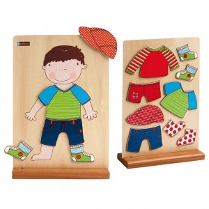 Magnetic Dressing Board boy