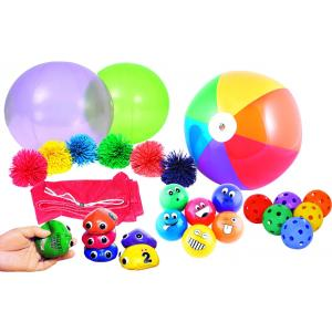 Parachute Ball Set