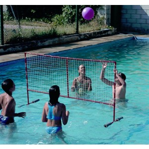 Floating Volleyball Net
