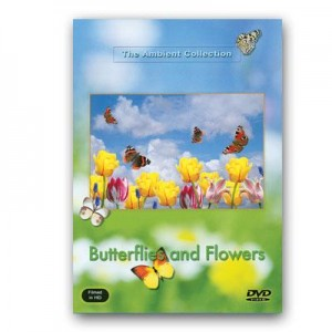 DVD Butterflies & Flowers