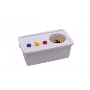 One task box - 3 colours sorting