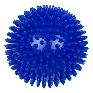 Spiky Ball 10 cm dia - Blue