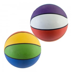 Multicolour Basketball