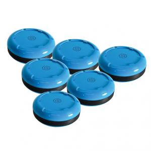 Big Point Recordable Buttons - set of 6