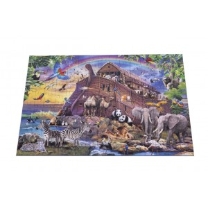 Big puzzle - Going on the Arc (150 pcs)