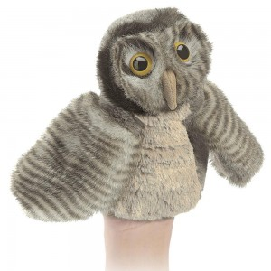 Hand Puppet -  Little Owl