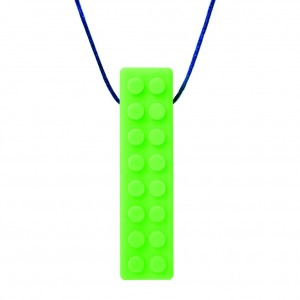 Brick Stick Chew Necklace - middle