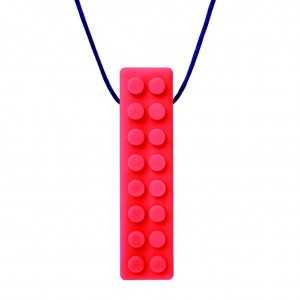 Brick Stick Chew Necklace - soft