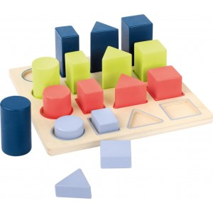 Sorting Game Colours & Shapes