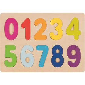 Set puzzle numbers