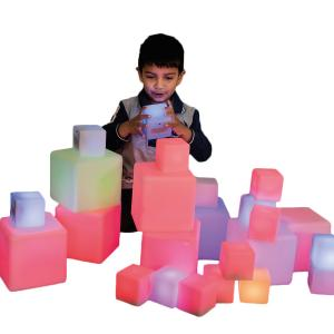 Glow Construction Blocks