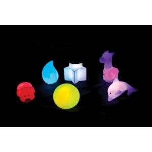 LED Light Figures - set of 6