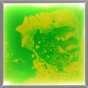 Gel Floor Tile - Green + Adaptor