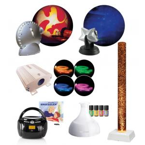 Complete Sensory Set - Space projector
