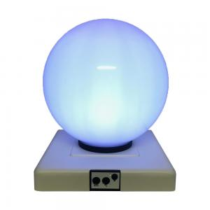 Nenko Interactive - LED Globe (freestanding)