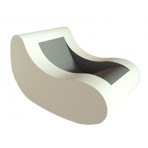 Nenko Large Rocker - pvc