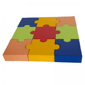 Puzzle seat cushions