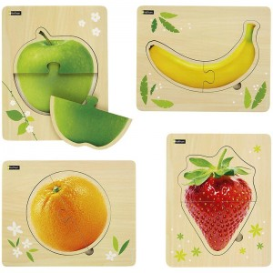 Puzzleset - Fruit