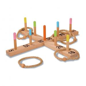 Cross Bar Ring Toss