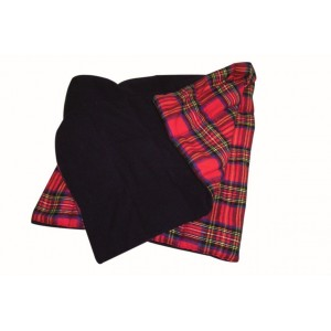 Southpaw flannel weighted scarve