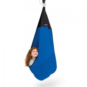 Southpaw cuddle swing
