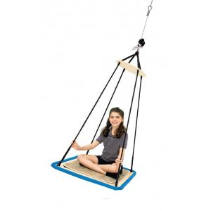 Advantage platform swing