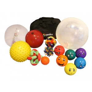 Playing Balls Set