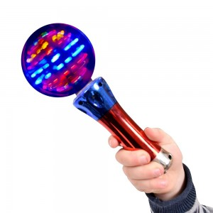 Sensory Spinning Ball Wand (Hand Held)