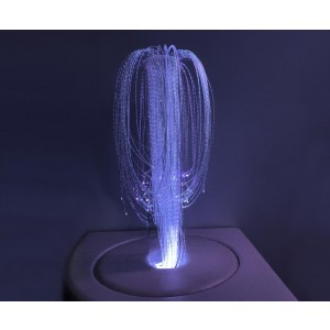Fibre optics tube