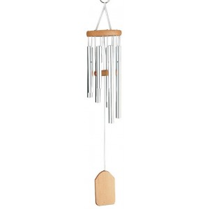 Wind chimes - Silver